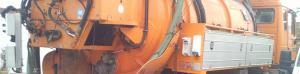 Kanalspültechik ist eine Wasser-Hoch-Druckanwendung, auch auf diesem Gebiet sind wir von WHD-Consulting die Spezialisten.