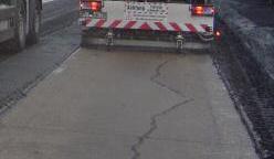 Strassen-Nassreinigung, Strassenbelag-Regenerierung